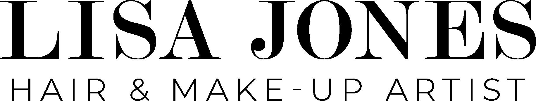 Lisa Jones Hair & Make-up Artist - Logo